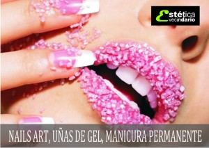 Nails art, uñas de gel y manicura permanente